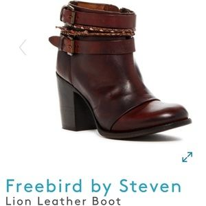 FREEBIRD Lion Bootie